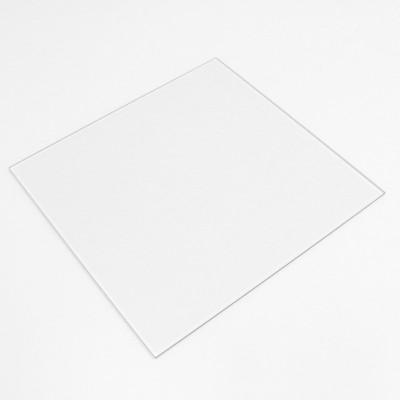 Steklo za tiskalno podlago